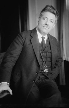 Fritz_Kreisler,Photo:Wikipedia