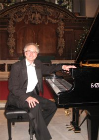 Nov.26th 2012 in St. James, Piccadilly, London, England, wo William spielte Beethovens Hammerklavier-Sonate.