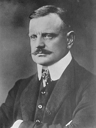 Jean Sibelius-Photo:Wikipedia