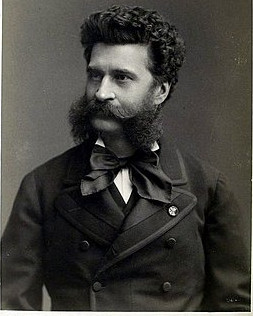 Johann_Strauss II: Photo:Wikipedia