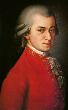 W.Mozart-Photo:Wikipedia