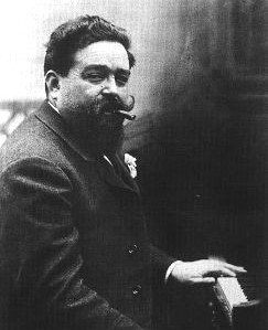 I.Albeniz: Photo:Wikipedia