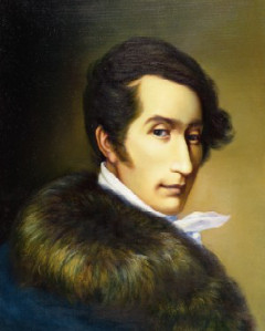 Carl Maria Von Weber by After Ferdinand Schimon