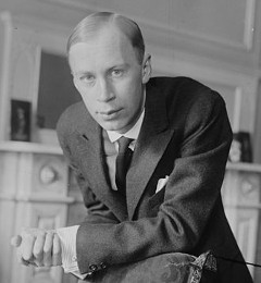 S.Prokofiev-Photo:Wikipedia