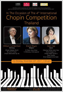 Chopin International Piano Competition Concert